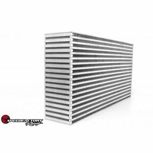 Speedfactory 12x24x3 5 Universal Bar And Plate Air Intercooler Core Sf 06 092