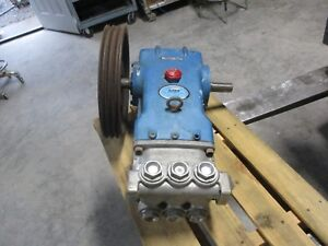 Cat Piston Pump missing Some Bolts In Head Mod 3535 1015758c used