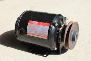 Dayton Split Phase Ac Belt Drive Fan Blower Motor 1725 Rpm 1 3 Hp Model 6k778a