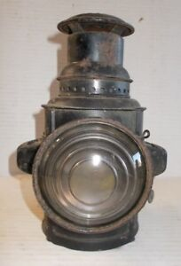 Vintage Dietz Monitor Side Automobile Driving Lamp Light Usa