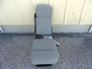 Ford F150 Center Jump Seat Console 04 New Style 05 06 07 08 Cloth