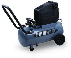 8 Gallon 150 Psi Portable Wheeled Electric Air Compressor 1 5 Hp Oil Free