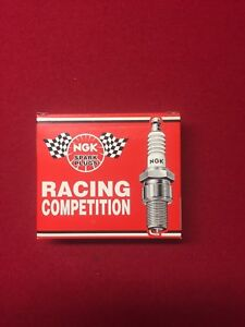Ngk Racing Competition 14mm Spark Plugs R7435 10 4897 Set Of 4