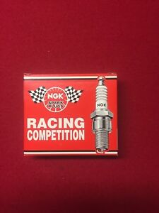 Ngk Racing Competition 14mm Spark Plugs R7435 9 4896 Set Of 4