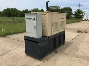 Generac 15 Kw Diesel Generator Kia Engine 340 Single Phase