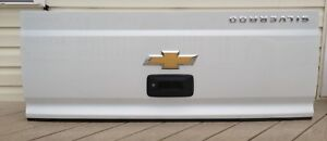 New Complete Take Off Chevy Silverado Lt Tailgate Fits 2013 2017