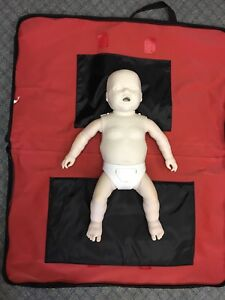 Preston Cpr Infant Mannequin Four Pack With Duffel Bag Ppim400rc No Monitor