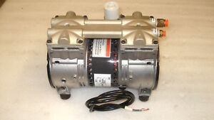 Thomas Piston Air Compressor Vacuum Pump 2689cghi44