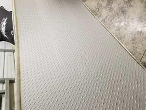 1 8 Inch Fiberglass gelcoat Diamond Plate Sheet 48 X 96 4x8