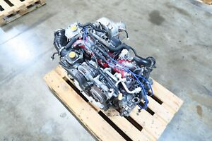 Jdm 97 98 Subaru Wrx Sti Ej20 2 0l Dohc Ihi Turbo Engine Gc8 Gf8 Version 4 5