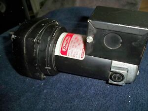 Dayton 90 Volt Dc Gear Motor 1 20 Hp 25 To 1 71rpms 1 2 Shaft