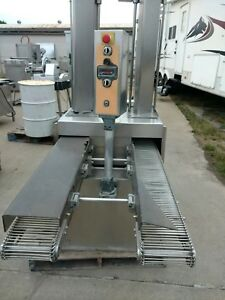 Ross 950 2 Commercial Slicer Double Lane Meat Chopper Dicing Machine