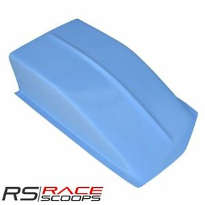 40 L X 8 H Cowl Hood Scoop Induction Fiberglass