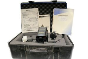 Met One Laser Particle Counter Model 227