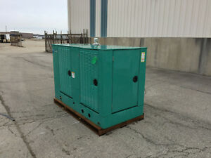 Cummins 35 Kw Propane Nat Gas Generator 326 Hours Ready To Go