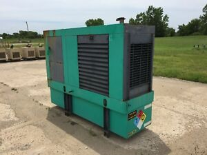Cummins 100 Kw Diesel Generator 1 278 Hours Ready To Go