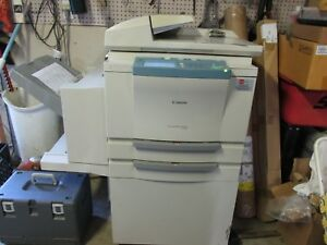 Canon Imagerunner 400s Black White Copier Free Local Delivery