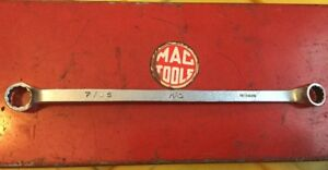 Mac Tools 7 16 X 3 8 Boxed End Wrench 12 Point Bl1214