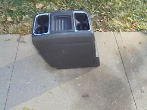 2008 2010 Town Country Grand Caravan Center Floor Console Oem