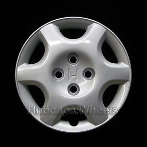 Honda Civic 14 Inch Hubcap 1998 2000 Professionally Reconditioned 6 Spoke