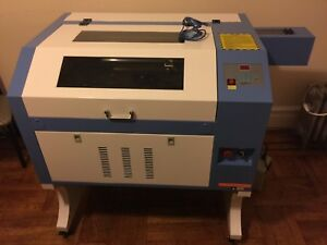 80w Laser Engraving Cutting Machine