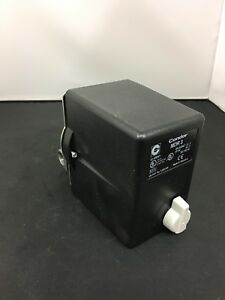 Grainger Air Compressor Pressure Switch 31eg3exx 3fwf3