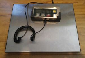 Shipping Weight Scale Postal Bench Jennings Jship 130 130lb X 0 1lb Discounted