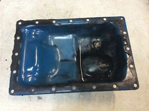 1993 1998 Ford New Holland 1210 1215 1220 Compact Tractor Oil Pan