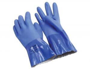 Atlas Kv660 Pvc W dupont Kevlar Gloves Chemical Cut Resistant 1 Dozen Xl Bulk