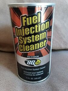 Bg Fuel Injection System Cleaner 210 1 Can For Professional Fi Service