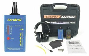 Superior Accutrak Ultrasonic Leak Detector With Sound Vpe Pro plus 1 Each