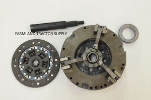 Sba320040341 Ford 1310 1510 1710 Dual Stage Clutch Kit