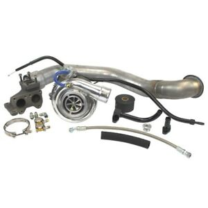 Industrial Injection Phatshaft 64 Single Turbo Kit For 2004 5 2010 6 6l Duramax