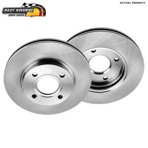 Fits Front Rotors 2000 2001 2002 2003 2004 Ford Focus Lx Se Zts Ztw Zx3 Zx5
