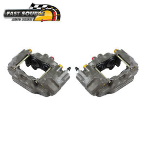 Front Brake Calipers For 2003 2007 2008 2009 Toyota 4runner 2005 2018 Tacoma