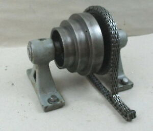 South Bend 9 Junior Lathe Horizontal Bed Mount Countershaft Pulley