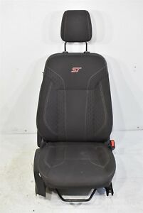2011 2017 Ford Fiesta St Seat Assembly Front Right Passenger Rh Oem 11 17