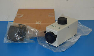 New Prior Scientific G328n2 Video Fiber Viewer In Box With Adapter