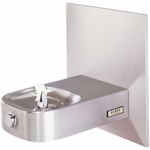 Elkay Ecdfpw314c Soft Sides Wall mount Drinking Fountain