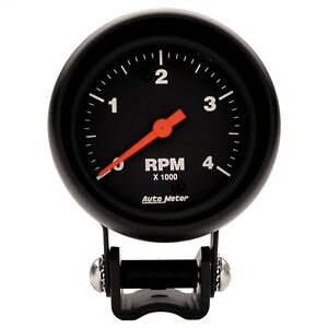 Autometer 2890 Z series Electric Tachometer