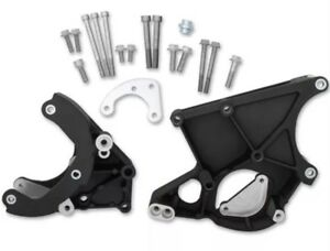 Holley 20 131bk Accessory Drive Bracket Kit Ls Engine Includes A c P s And Alt