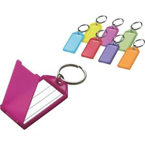 I d Key Tag With Ring 1 Each
