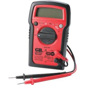 Gb Electrical Digital Multimeter Gdt 3200