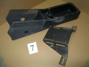 98 11 Ford Crown Victoria Police Center Console 7 Crown Vic Pro Copper Holder