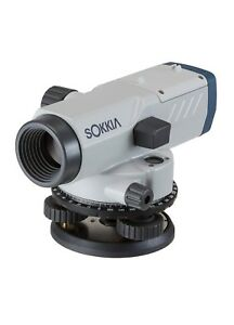 Sokkia B40a Automatic Auto Sight Level 24x Magnification