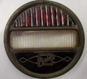 Antique Early Buick Stop Tail Light Bezel 1930 S Free Ship