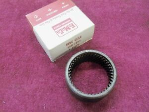 49 50 51 52 53 54 55 56 57 58 59 Ford Transmission Overdrive Ring Gear Nos Tbird