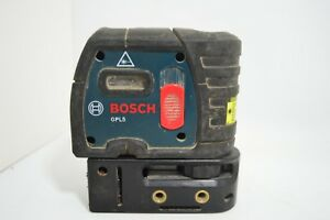 Bosch Gpl5 5 point Self leveling Alignment Laser