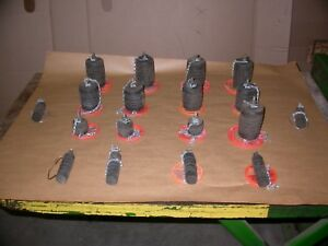 Lot Of 19 Ips Test Tite Pneumatic Test Plugs 1 4 1 To 3 4