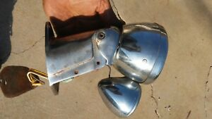 1946 Buick Guide R 45 Tail Light With Back Up Light Guide B 31 Station Wagon
